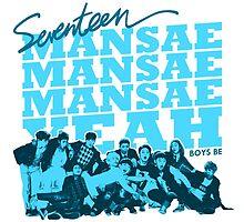 SEVENTEEN MANSAE 2 by skeletonvenus