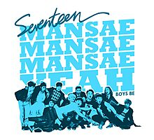 SEVENTEEN MANSAE 2 Photographic Print