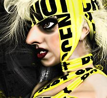Lady Gaga Fame Monster by Iboudesign