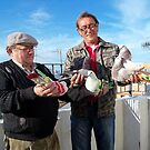 Spanish pigeon fanciers. by John  Smith