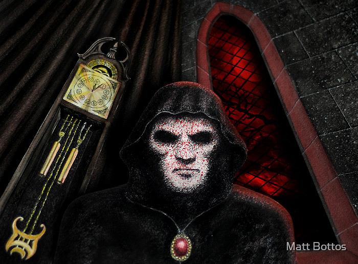 The Masque of The Red Death by Matt Bottos