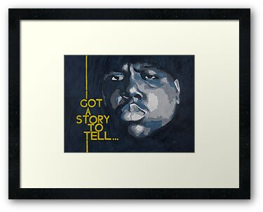 Notorious BIG by andrewoolery