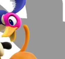 Duck Hunt Duo Sticker