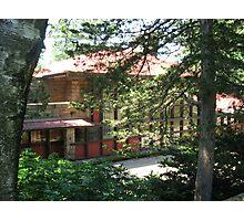 Hillside Home School, Spring Green, WI Photographic Print