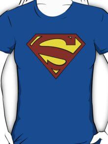 Superman / Supergirl Logo T-Shirt