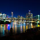 colours of brisbane by Matt  Williams