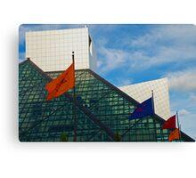Cleveland, Ohio through the lens #3 Canvas Print