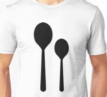 Big & Little Spoon Unisex T-Shirt