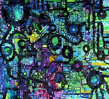 Nerdly Art by Regina Valluzzi