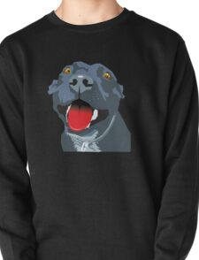 Black Staffie T-Shirt