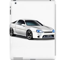 Mazda MX-3 (Plain, no text)  iPad Case/Skin