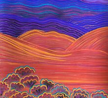 Pilbera Red 3 by Georgie Sharp