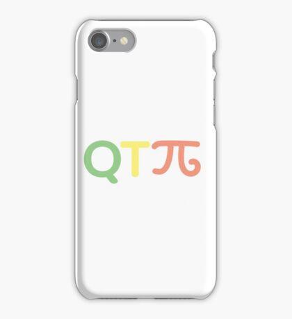 Q T Pi #2 iPhone Case/Skin
