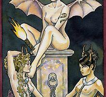 The Devil by WinonaCookie