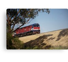 ruralscapes #116, commuter Metal Print