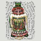 St Patrick's Day Beer by Tom Godfrey