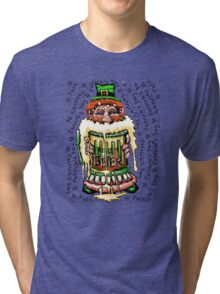 St Patrick's Day Beer Tri-blend T-Shirt