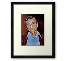 Jim. Framed Print
