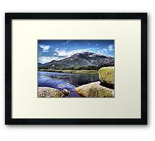 Tidal River. Framed Print