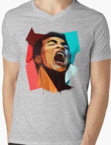Cassius Mens V-Neck T-Shirt