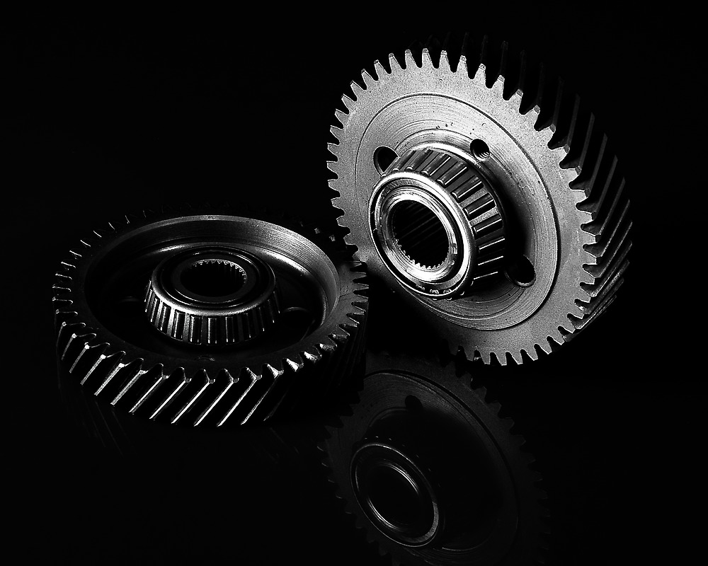 Gears by Lee LaFontaine