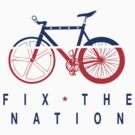 Fix The Nation Fixed Gear by Ipedal