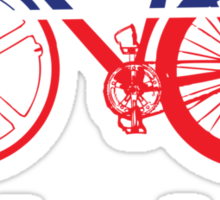 Fix The Nation Fixed Gear Sticker