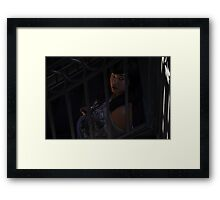 """ The Haunting "" Framed Print"