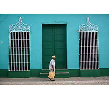 Trinidad Streetscape, CUBA Photographic Print