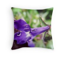 a small offering Throw Pillow