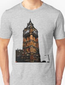 Beautiful tower Unisex T-Shirt