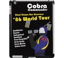 Cobra on Tour iPad Case/Skin