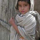 Shy Indian Boy, Rajasthan by TracyS