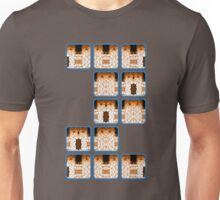 2 Face (numeral 2) Unisex T-Shirt