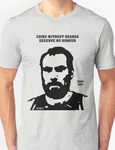 Chins without Beards - 2011 T-Shirt