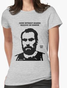 Chins without Beards - 2011 Womens Fitted T-Shirt