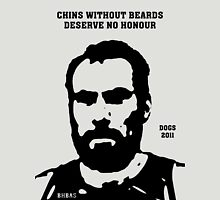 Chins without Beards - 2011 Unisex T-Shirt