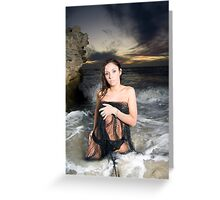 AMPHITRITE Greeting Card