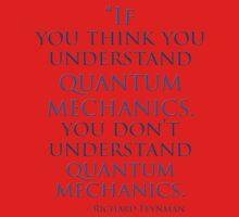 Quantum Mechanics by Richard  Feynman Baby Tee