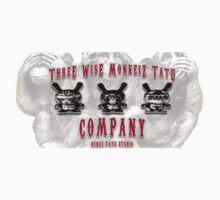 three wise monkeiz tatu company by deng209