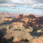Sun and Shadows, Grand Canyon National Park by TracyS