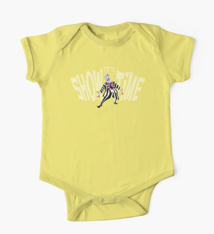 BeetleJuice: It's SHOWTIME! One Piece - Short Sleeve