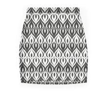 Black/White Mini Skirt