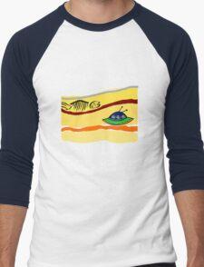 I wanna be an Alienpologist (dark shirts) T-Shirt