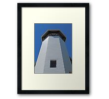 The White Tower (not of Saruman) Framed Print