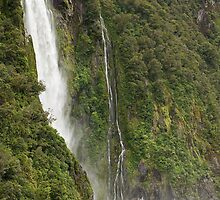 Stirling Falls 2 by Vickie Burt