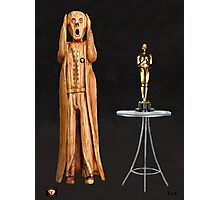 The Scream World Tour Oscars Photographic Print
