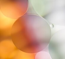 Pastel Bubbles by Karen Havenaar