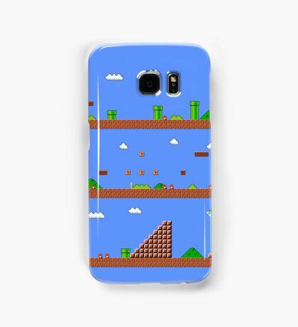 Super Mario Bros World 1-1 Samsung Galaxy Case/Skin