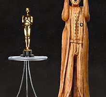 The Scream World Tour Oscars Happy Easter by Eric Kempson